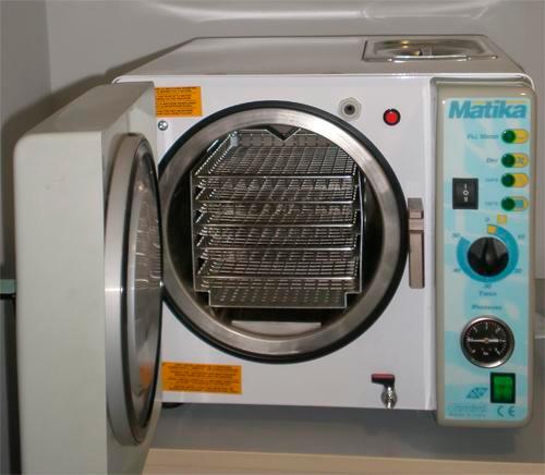 centro dermatologico dr galvan perez del pulgar maquina para esterilizacion