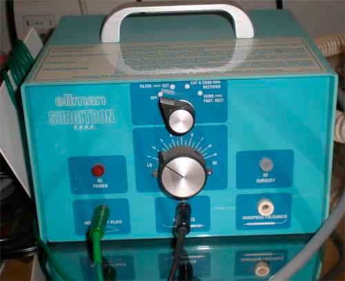 centro dermatologico dr galvan perez del pulgar maquina para radiocirugia